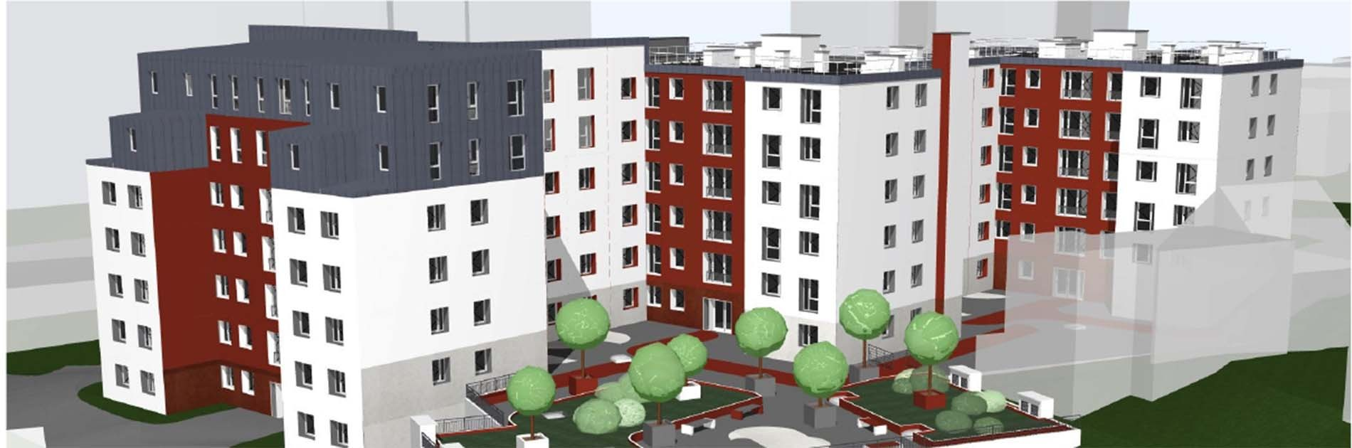 VALOPHIS RETIENT TECHNIWOOD POUR LA SURELEVATION DE 12 LOGEMENTS